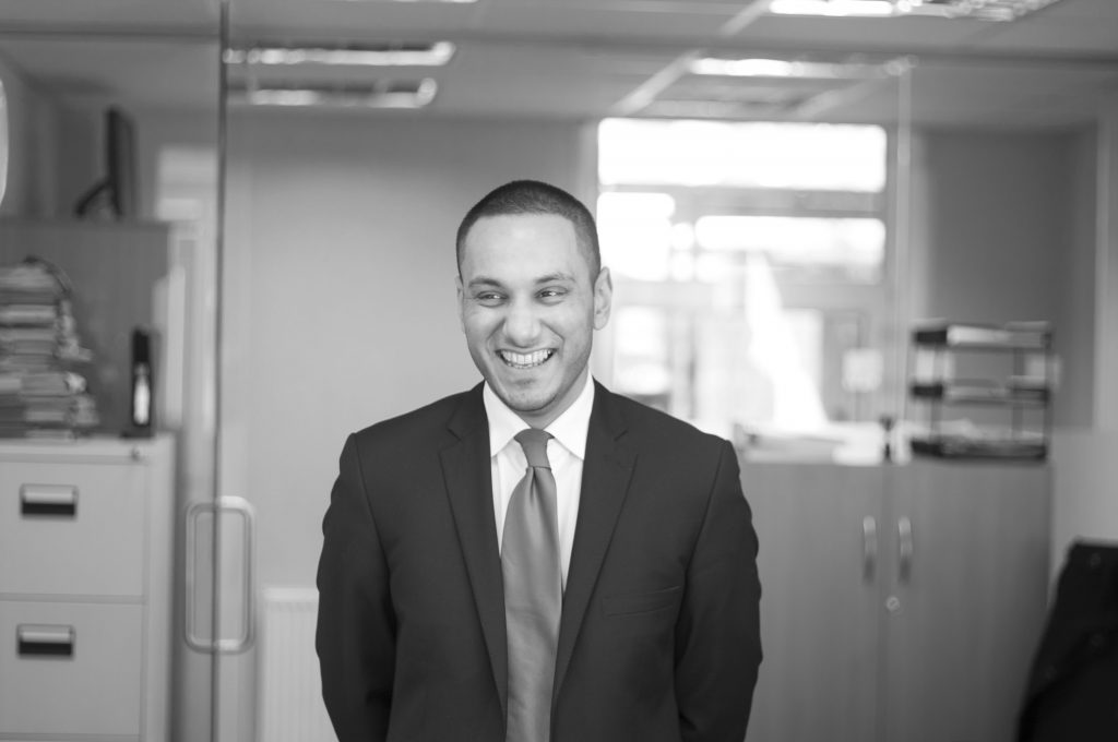 Anees Rehman - Hillsborough Office Manager & Residential Conveyancer