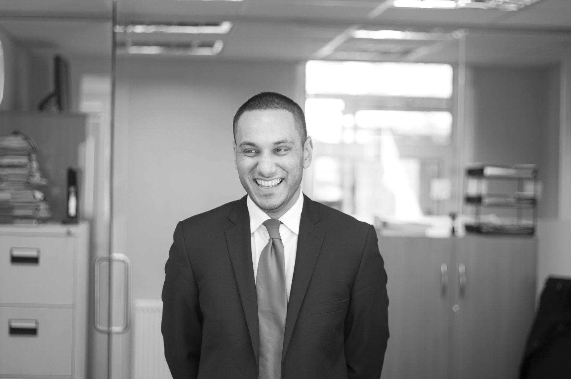 Anees Rehman - Hillsborough Office Manager & Residential Conveyancer
