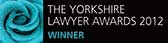 Yorkshire Lawyer Awards Winner