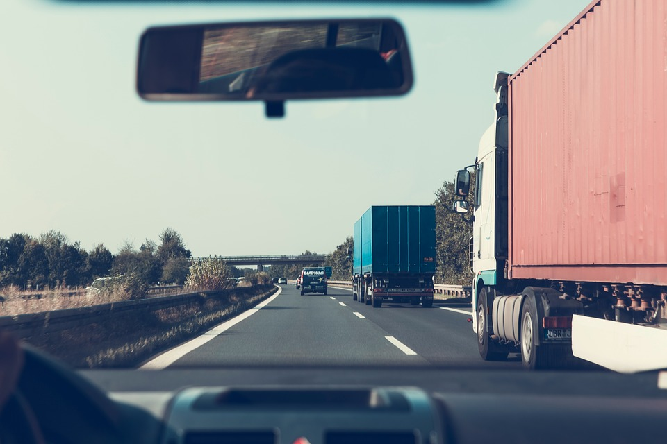 Highways England stopping lorries on motorway from now on