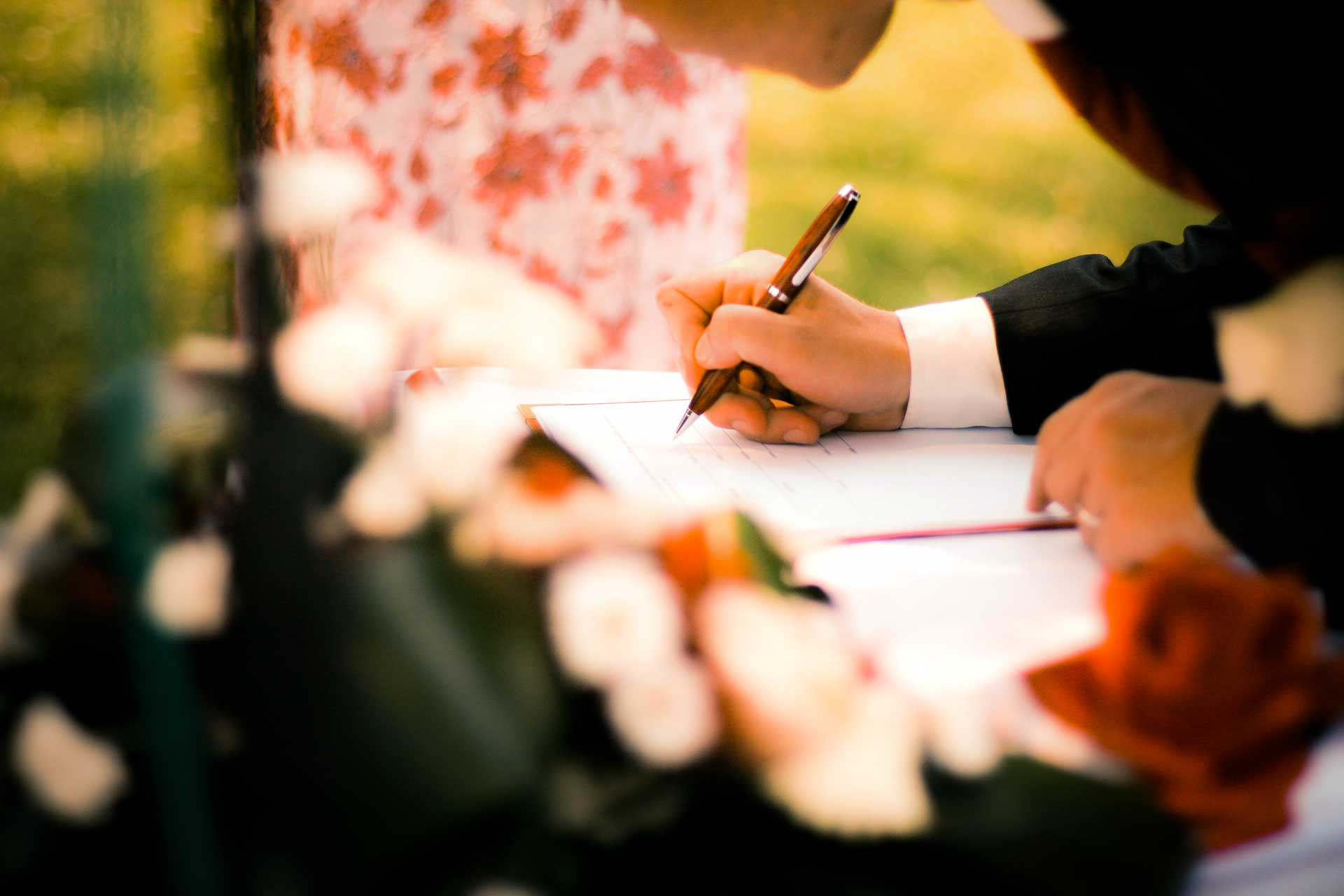 Signing a Will at a distance