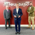 Wosskow Brown Foundation Win Accelerator of the Year Award
