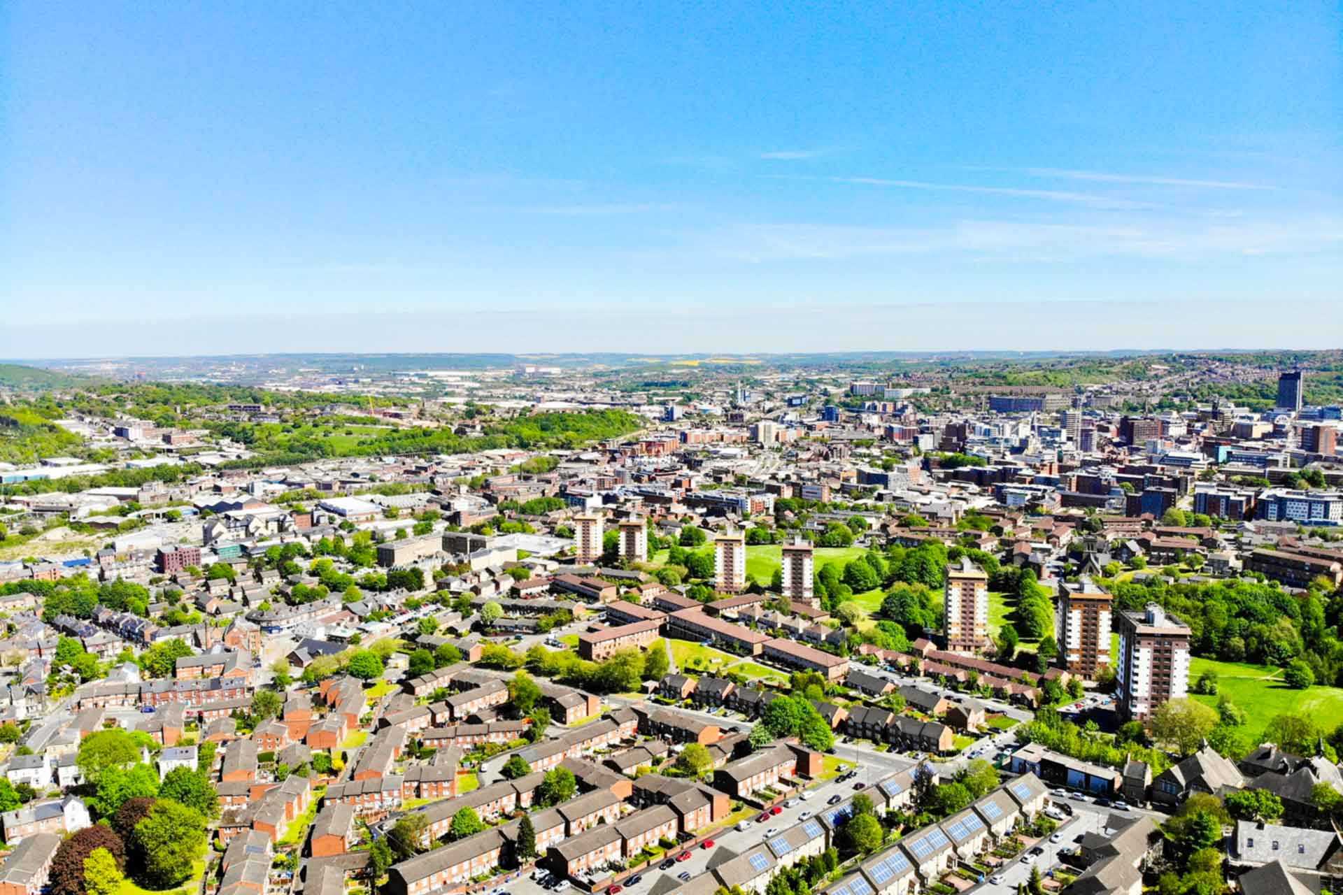 Sheffield a Favourite for Prospective Homebuyers